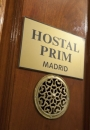 Hostal Prim | Door and elevator