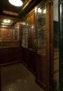 Hostal Prim   Door and elevator